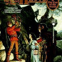 Book Review - The Great Hunt - Robert Jordan